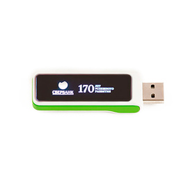 ФЛЕШКА (USB FLASH DRIVE) СВЕТЯЩАЯСЯ SV001