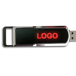 ФЛЕШКА (USB FLASH DRIVE) СВЕТЯЩАЯСЯ SV002